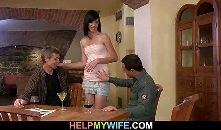 نونوجوان کوچک با انال سکس خارجی پستان های کوچک, مدل پیراهن اندرسون ارائه یک دیک بزرگ