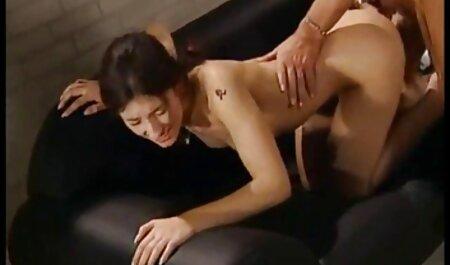 رابطه سکس انال خارجی جنسی در توالت