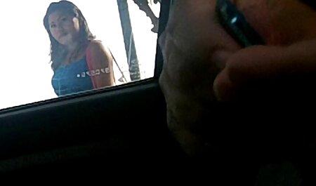 بلوند, مو کوتاه تلاش می کند سیاه و سفید دیک فیلم سکسی انال بزرگ