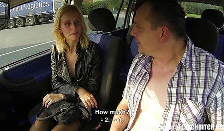 بانوی نوجوان پورن انال باعث می شود یک فیلم وابسته به عشق شهوانی و رابطه جنسی با یک پیر مرد